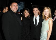 Argo - Scoot McNairy, Kerry Bishe, Clea DuVall and Graham King (L) arrive at the premiere of Warner Bros Pictures at AMPAS Samuel Goldwyn Theater on October 4, 2012 in Beverly Hills, CA.