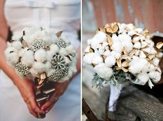 brooch bouquets, idea, bridal bouquets, wedding bouquets, cotton bouquet, vintage brooches, winter weddings, broach bouquets, flower