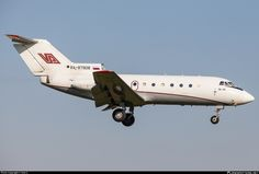 Aero Limousine Yakovlev aircraft, on short finals to Russian Federation Moscow Vnukovo International Airport. Russian Plane, Russian Federation, Aviation, Aircraft, International Airport, Moscow, Vehicles, Finals, Planes
