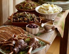 Thanksgiving Timeline  The key to stress-free entertaining is to plan ahead