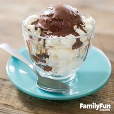 Enjoy Extra-Special Ice Cream: Our favorite ice-cream shops offer much-loved dip cones, soft-serve ice cream coated in melted chocolate that hardens into a thin, crisp shell. This summer, make your own version of this classic topping at home.