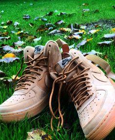 Nike Air Force 1 High LV8 ''Wheat''