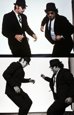 The Blues Brothers / Dan Ackroyd / John Belushi.