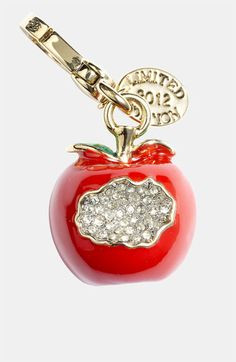 Juicy Couture Apple Charm (Limited Edition) | Nordstrom