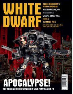 White Dwarf Weekly número 7 de marzo