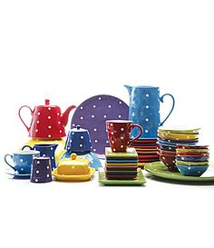 Maxwell and Williams Sprinkle Dinnerware #Dillards