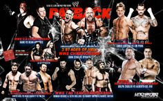 WWE Payback 2013 Card