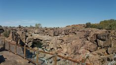 Barricade area, safe and perfect. Augrabies Falls, Garden Bridge, National Parks, Outdoor Structures, State Parks