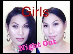 Product Reviews, DIY, Make up Tutorials: Girls Night Out Make Up Tutorial (Youtube Video)