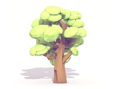 http://www.behance.net/gallery/Low-Poly-Non-Isometric/5131159