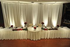 cheap way to cover wall for party - Google Search