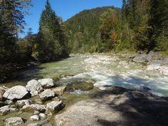 Kaiserklamm - Erfrischung im Bergwasser