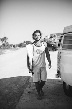 Michael Maiocco in the Clean Currents nautilus jersey tank. Photo by Olga Bystritskaya
