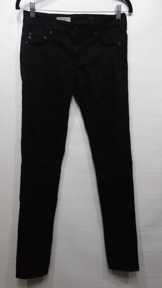 AG Adriano Goldschmeid the Jegging Black Skinny Fit Size 28R #AGAdrianoGoldschmied #Leggings