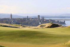 The Castle Course  St Andrews