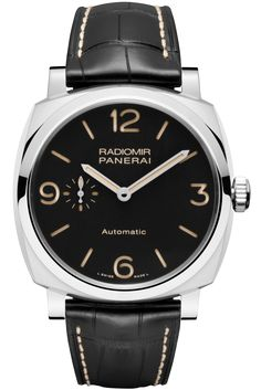 RADIOMIR 1940 3 DAYS AUTOMATIC ACCIAIO - 42 MM