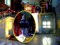 Is this the ghost of Henry VIII's wife? Mysterious figure snapped at royal…