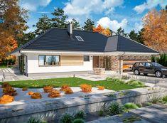 DOM.PL™ - Projekt domu ARP PADME 2 CE - DOM AP2-12 - gotowy koszt budowy