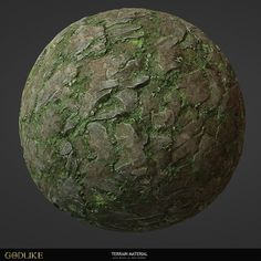 Materials for game art. Everything was sculpted and tiled in Zbrush and textured in Quixel. 3d Texture, Stone Texture, Light Texture, Cinema 4d Tutorial, 3d Tutorial, Game Textures, Textures Patterns, Terrain Texture, Little Planet