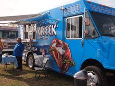 Extra Virgin Greek Food #Phoenix #Arizona #FoodTruck | Best Food Truck of Arizona Festival 2014 | Photo by Kim M. Bayne for Street Food Files