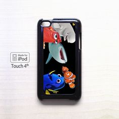 easter eggs in finding Dory for iPod 4/ iPod 5 cases