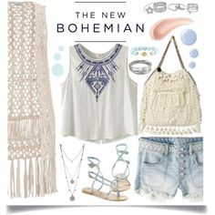 The New Bohemian with American Eagle Outfitters Contest Entry (7)