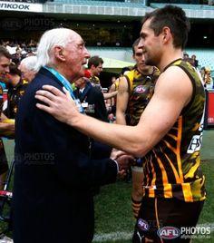 AFL 2012 Rd 21 - Hawthorn v Gold Coast