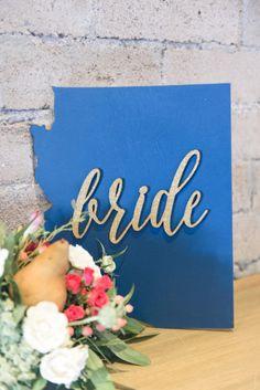 Cool Desert Wedding | Monique Hessler Photography | Bridal Musings Wedding Blog