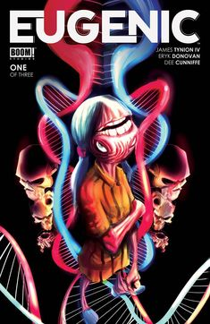 This week's Boom! goodies include the launch of Eugenics, more Adventure Time and Giant Days as War for the Planet of the Apes draws to a close. Boom Studios, Planet Of The Apes, Detective Comics, Black Mirror, Dark Night, Adventure Time, The Cure, October 4th, Comic Books