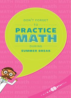 Click to find fun math games for all ages that will help keep students math and problem solving skills sharp during the summer.