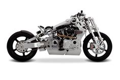 The R131 Fighter by Confederate Motorcycles. Got $100,000 to spare?