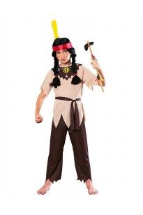 Boy's Native American Indian Costume