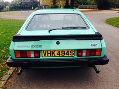 1978 Ford Capri 3.0 S - Silverstone Auctions