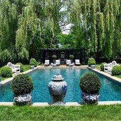 Once you place in per pool in your own backyard, it is crucial that you place in per fence about it. Pools provide a gorgeous outdoor setting and offer endless hours of amusement. In any event, after a pool is… Continue Reading → Backyard Pool Designs, Swimming Pools Backyard, Swimming Pool Designs, Pool Landscaping, Swimming Pool Decorations, Pool Garden, Lap Pools, Indoor Pools, Pool Spa