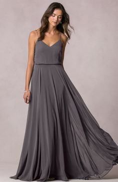 cee6fabdca6 Jenny Yoo Collection (Maids) Inesse V-Neck Bridesmaid Dress