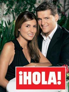 Entrevista exclusiva en ¡HOLA!: Manu Tenorio y Silvia Casas esperan su primer hijo #cantantes #famosos