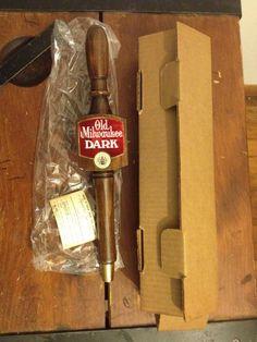 Retro Beer pump handle solid wood