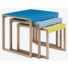 Kilo nest of tables by Habitat for Homebase | housetohome.co.uk