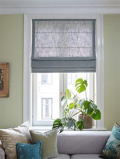 Roman Blinds, Roman Shades, Ikea, Curtains, Home Decor, Blinds, Decoration Home, Ikea Co, Room Decor