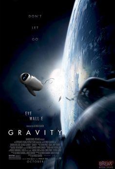 Gravity x Wall-E (Eve)