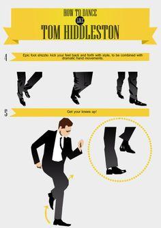how to dance like him step twoo