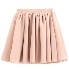 Candy Color Skater Skirt (380 UAH) ❤ liked on Polyvore featuring skirts, circle skirt, pink circle skirt, pink skirt, flared skirts and skater skirt