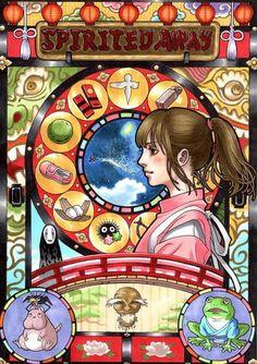 Beautiful !! a viagem de chihiro