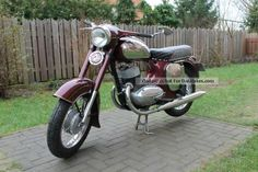 Jawa  350 1968 Vintage, Classic and Old Bikes photo