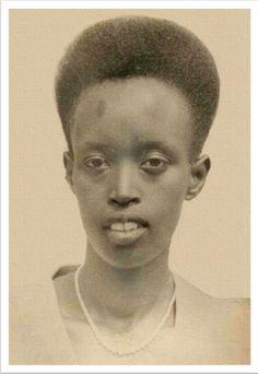 Princess Speciosa of Rwanda
