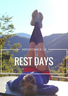 importance of rest days