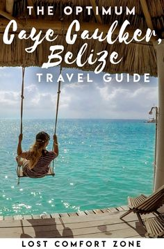 Caye Caulker is a backpacking paradise in Belize. Use this Caye Caulker travel guide to make the most of your time on the island. Belize Vacations, Belize Resorts, Belize Travel, Vacation Destinations, Belize Honeymoon, Wedding Destinations, Beach Vacations, Romantic Vacations, Italy Vacation