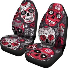 Girly Car Seat Covers and Mats for Women | Girly car seat covers ...