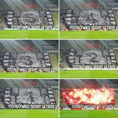 Legia Warsaw away at Gdansk today
