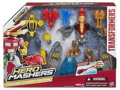 #Transformers hero #mashers bumblebee and #strafe mash pack,  View more on the LINK: http://www.zeppy.io/product/gb/2/141831596200/